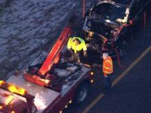 Ice wreaks havoc on Wilson roads