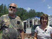 Johnston County residents deal with storm aftermath