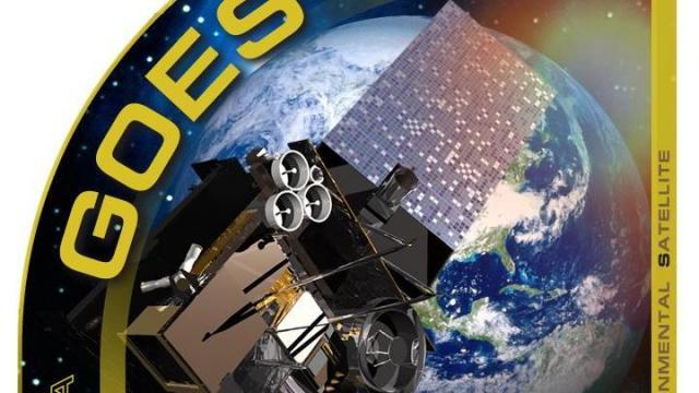 GOES-O Logo (Courtesy: NASA)