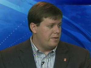 Dr. Ryan Boyles is a climatologist and the director of State Climate Office of North Carolina.