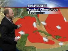Web Weather Wednesday: September hurricane climatology