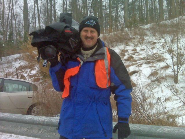 Photojournalist Jay Jennings