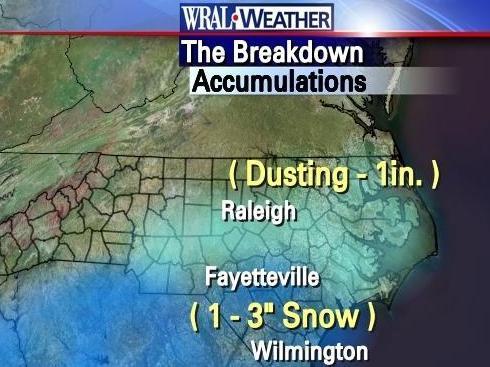 Chances for snow Feb. 12, 2010