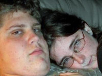 Christopher Paul Kosmos and Alissa Chenette (Photo courtesy of Facebook)