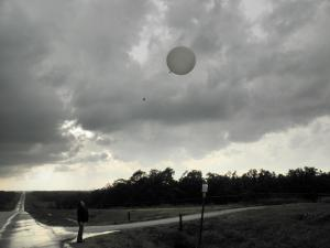 Casey Letkewicz, a doctoral student in meteorology at N.C. State University, is participating in VORTEX2, a research project designed to learn more about how and why tornadoes form.