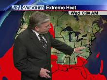 Fishel forecasts cooler temperatures