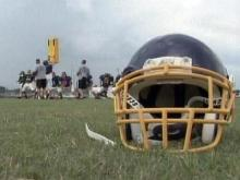 Web Weather Extra: Heat and high school football