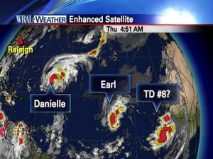 The peak of hurricane season is upon us.