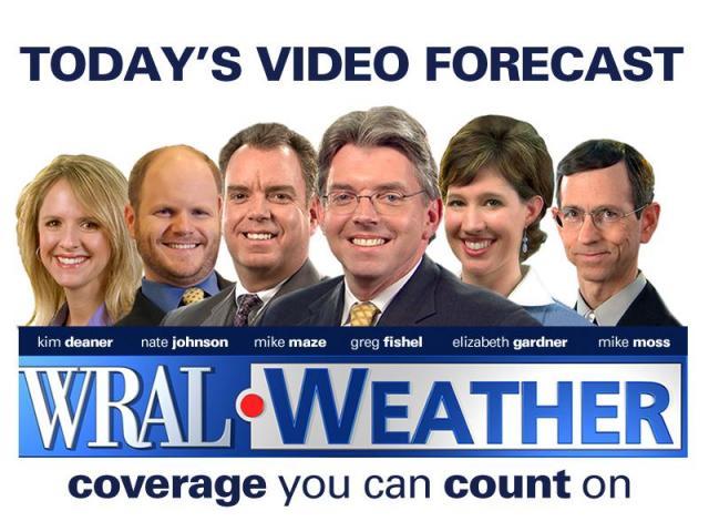 Weather Team :: WRAL com