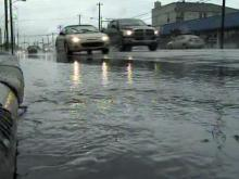 Wilmington prepares for more rain, potential flooding