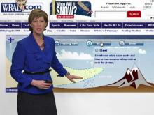 Meteorologist explains how snow, sleet, freezing rain form