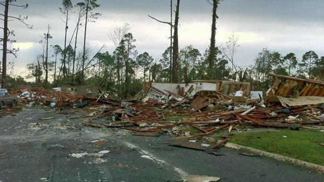 A Decade Later: WRAL reflects on April 16, 2011, tornado outbreak