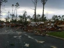 Fayetteville storm damage
