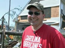 Raleigh family lost homes in Hurricane Fran, tornado