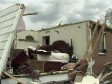 Dunn residents look to start over after tornado