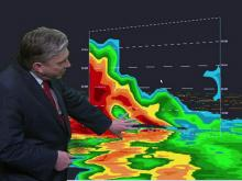 3D radar shows storms' intensity