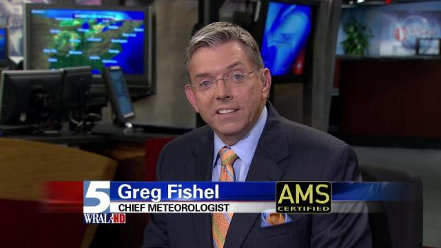 It's O-Fishel: Greg has a new look