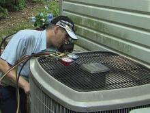AC unit maintenance important before summer
