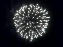 Rolesville fireworks celebration