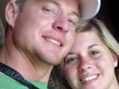 Jessica and Jonathan Bond