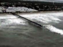 Coast Guard provides aerial view of Irene damage