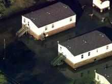 Sky 5: Belhaven damage from Irene