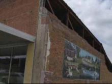 Halifax County's historic buildings damaged in Irene