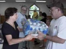 Dare County fishing village unites after Irene