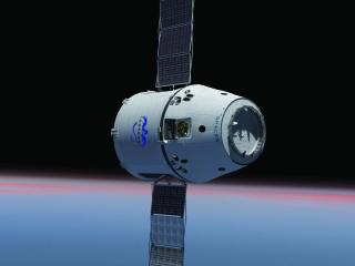 SpaceX is preparing to launch their Dragon capsule atop their Falcon 9 rocket on Saturday just before 5 a.m. Saturday.