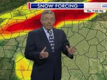Greg explains one of WRAL's snow forecasting tools