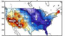 IMAGES: Has the cold suppressed severe storms?