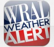 WRAL Weather App iOS icon 188x165 - An app that lets you alert of every kind of weather you want
