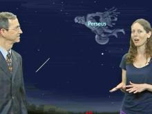 Carolina Skies: Spot Perseus to see shower