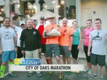 What's the Weather: City of Oaks Marathon