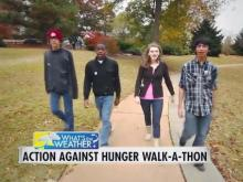 What's the Weather: Action Against Hunger Walk-a-thon