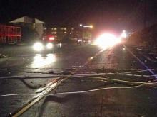 Damage reported along NC coast following storms