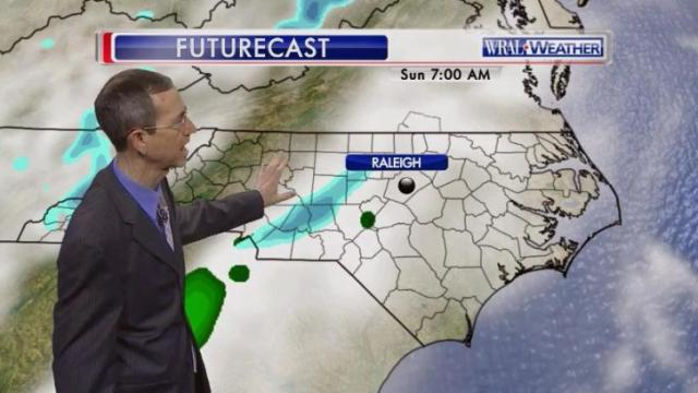 Futurecast, Sunday, Jan. 19, 2014