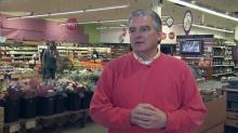 Dan Thomas, Whole Foods manager