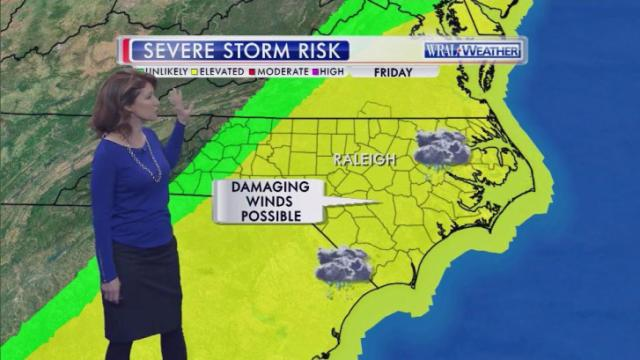 Severe threat, Feb. 21, 2014