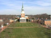 Wake Forest University Webcam