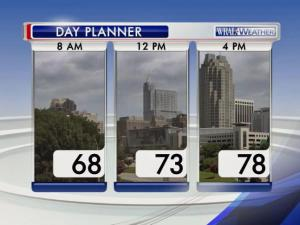 Day planner, May 1, 2014