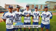 Durham Bulls Star Wars Night