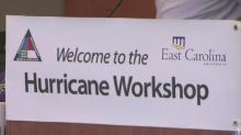 ECU hosts NC Emergency Management hurricane workshop