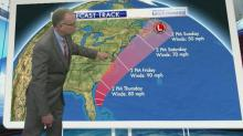 IMAGES: Arthur expected to become a hurricane, may miss NC coast