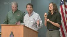 Gov. McCrory updates impact of Hurricane Arthur