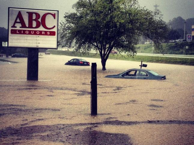 Durham Flooding In Pictures Wral Com