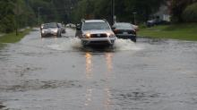 IMAGES: Flooding reported in Durham; more rain on way