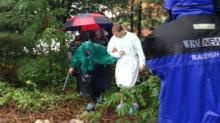 Flash flood watch issued for central NC as rain causes problems