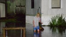 Johnston County flooding
