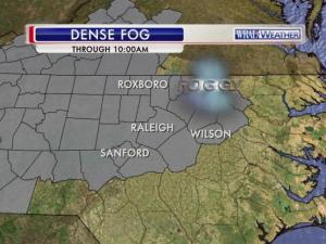 Dense fog advisory, Sept. 30, 2014